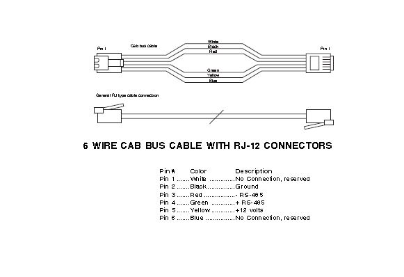 adding power to the nce cab bus – welcome to the nce ... rj12 wiring diagram samsung #10