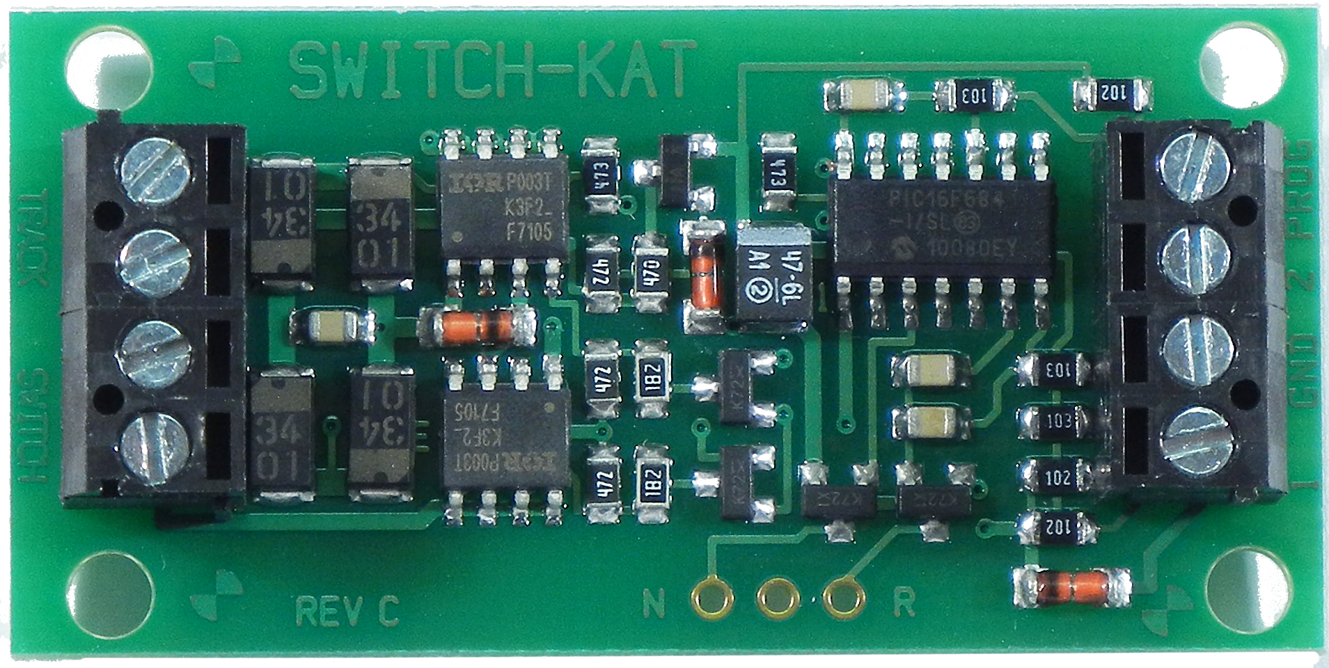Switch-Kat for Kato, Lemaco or LGB remote control turnouts