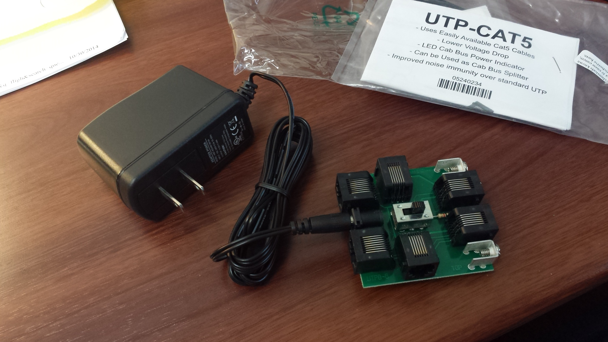Utp Cat5 Version 2 Welcome To The Nce Information Station Cat 5 Wire Harness Overall Goal Is This A Minimum Of 8v Dc As Measured On Panel And Cab Bus Cables Between Pins Black Yellow